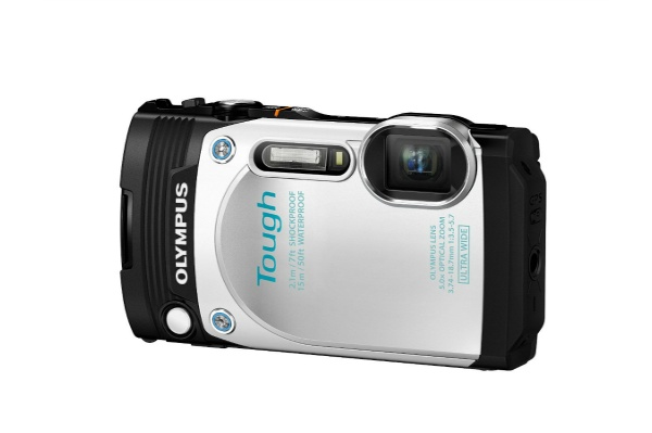2016/09 OLYMPUS デジタルカメラ STYLUS TG-870 WHT ホワイト 20000円買取