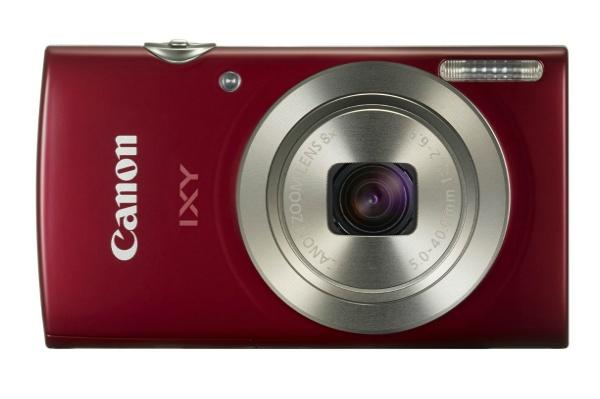2016/09 Canon デジタルカメラ IXY180RE レッド 光学8倍ズーム 4000円買取