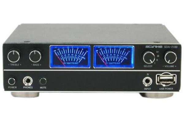 2016/10 デジタルオーディオアンプ 鎌ベイアンプ 2000リビジョンB SDAR-2100-BK 2500円買取