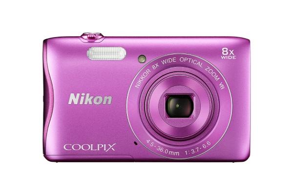 2016/12 Nikon ニコン COOLPIX S3700 3000円買取