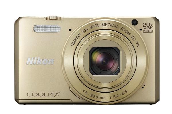 2016/12 Nikon ニコン COOLPIX S7000 ゴールド 6000円買取