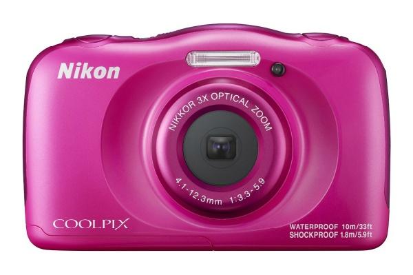2016/12 Nikon ニコン COOLPIX W100PK クールピクス ピンク 6000円買取