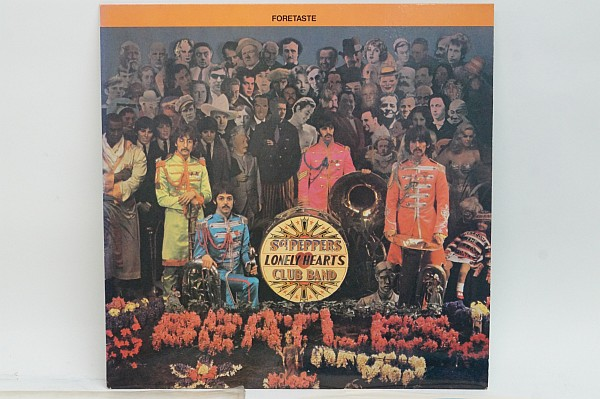 LP The Beatles ビートルズ SGT. PEPPER'S LONELY HEARTS CLUB BAND