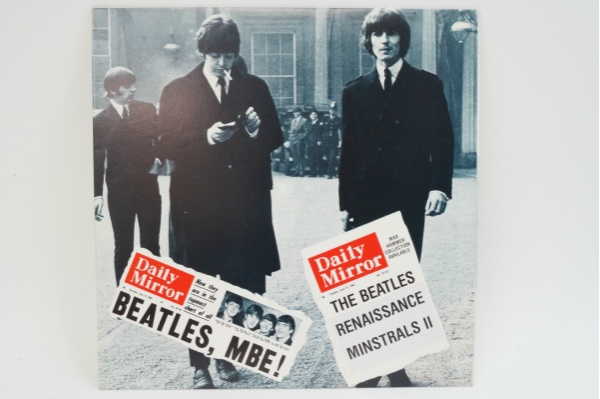 LP The Beatles ビートルズ RENAISSANCE MINSTRALSII / MAX HAMMER RECORD
