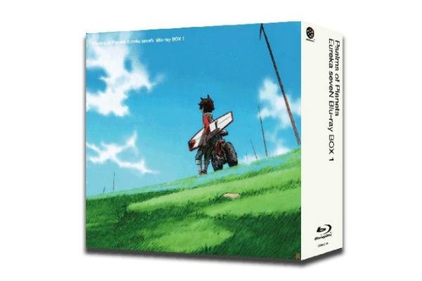 2017/01 BDソフト 交響詩篇エウレカセブン Blu-ray BOX 1 アンコールプレス 10000円買取