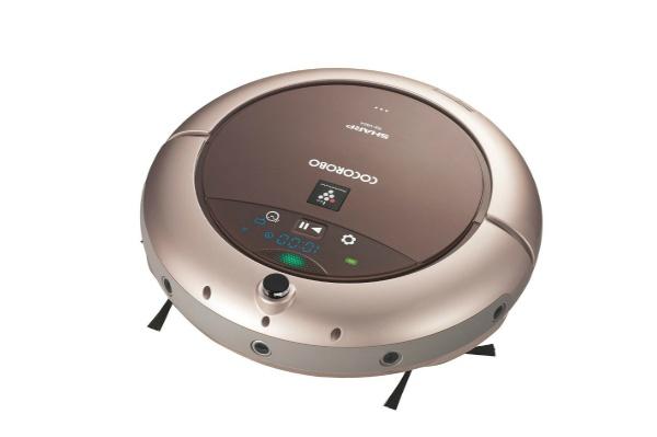 2017/01 シャープ ロボット掃除機 ココロボ ゴールド RX-V95A-N 20000円