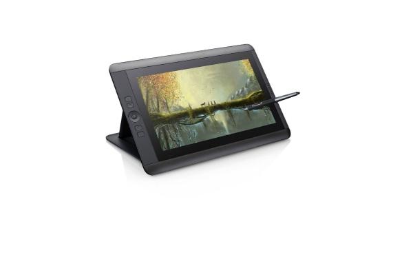 2017/01 WACOM ワコム 液晶ペンタブレット 13.3フルHD液晶 Cintiq 13HD touch DTH-1300/K0 38000円買取