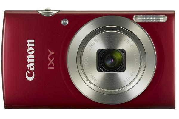 Canon コンパクトデジタルカメラ 光学8倍ズーム IXY200 レッド 5000円買取
