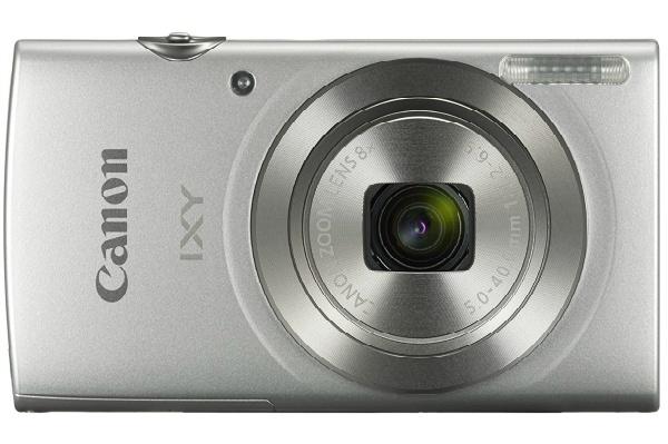 Canon コンパクトデジタルカメラ 光学8倍ズーム IXY200 シルバー 5000円買取