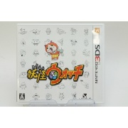 """3DS 妖怪ウォッチ</br>箱説付き</br><font size=""""6px"""" color=""""yellow"""">300円</font>"""
