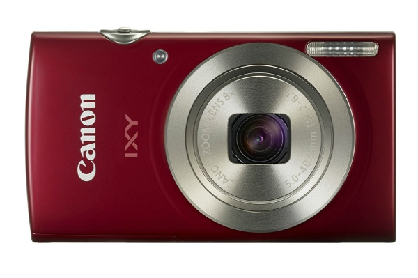 2017/03 Canon キャノン コンデジ デジタルカメラ IXY180RE レッド 3000円買取