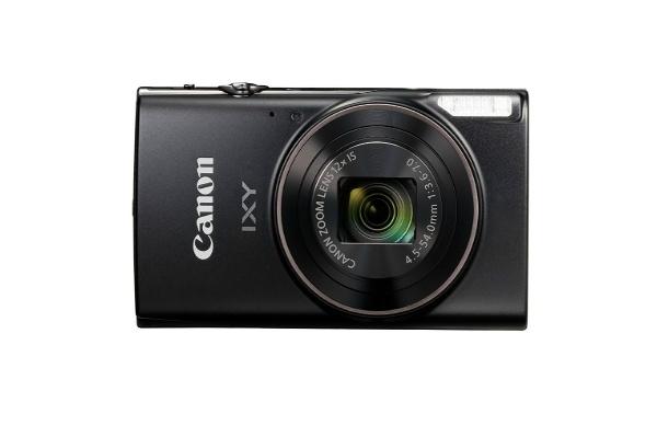 2017/03 Canon コンパクトデジタルカメラ IXY650(BK) ブラック 6000円買取