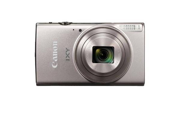 2017/03 Canon コンパクトデジタルカメラ IXY650(SL) シルバー 6000円買取