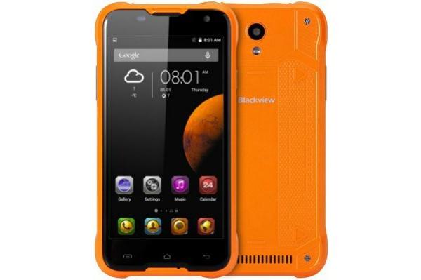 2017/04 Blackview BV5000 MTK6735P オレンジ SIMフリースマートフォン 4000円買取