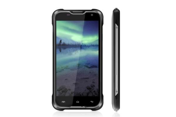 2017/04 Blackview BV5000 MTK6735P ブラック SIMフリースマートフォン 4000円買取