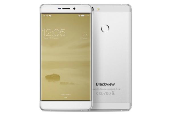 2017/04 Blackview R7 Android 6.0 MTK6755 シルバー SIMフリースマートフォン 4000円買取
