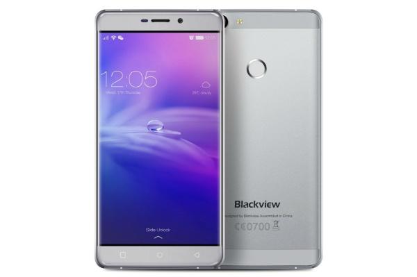 2017/04 Blackview R7 Android 6.0 MTK6755 グレー SIMフリースマートフォン 4000円買取