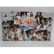"""PSP AKB1/48 アイドルとグアムで恋したら(外箱傷み)【初回版】</br>箱説付き </br><font size=""""6px"""" color=""""yellow"""">500円</font>"""