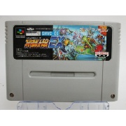 """SFC スーパーロボット大戦EX</br>ソフトのみ </br><font size=""""6px"""" color=""""yellow"""">200円</font>"""