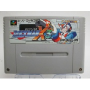 """SFC ロックマンX3</br>ソフトのみ </br><font size=""""6px"""" color=""""yellow"""">1600円</font>"""