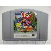 "N64 バンジョーとカズーイの大冒険</br>ソフトのみ</br><font size=""6px"" color=""yellow"">300円</font>"