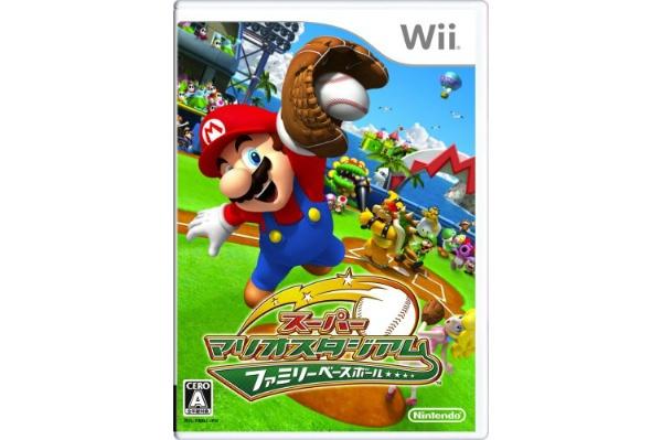 2017/05 Wii スーパーマリオスタジアム ファミリーベースボール 1000円買取