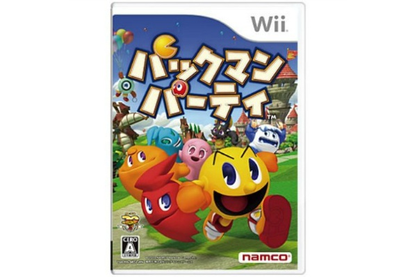 2017/05 Wii パックマンパーティ 300円買取