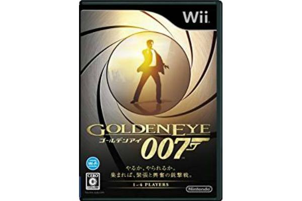 2017/05 Wii ゴールデンアイ 007 1200円買取