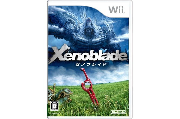2017/05 Wii ゼノブレイド 1600円買取