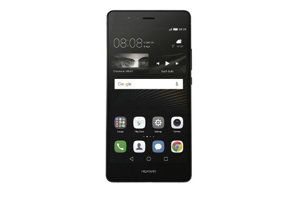 2017/06 Huawei ファーウェイ P9 LITE  VNS-L22-BLACK 日本正規品 8000円買取