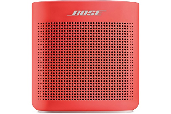 2017/12 Bose SoundLink Color Bluetooth speaker II ポータブルワイヤレススピーカー レッド【国内正規品】 6000円買取