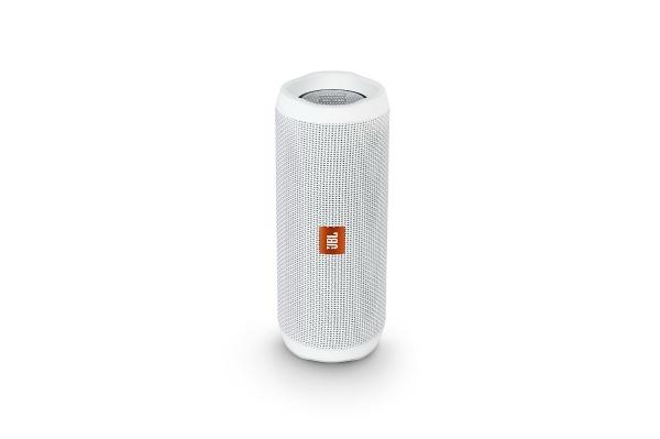 2017/12 JBL FLIP4 Bluetoothスピーカー ポータブル ホワイト JBLFLIP4WHT 【国内正規品】 5000円買取