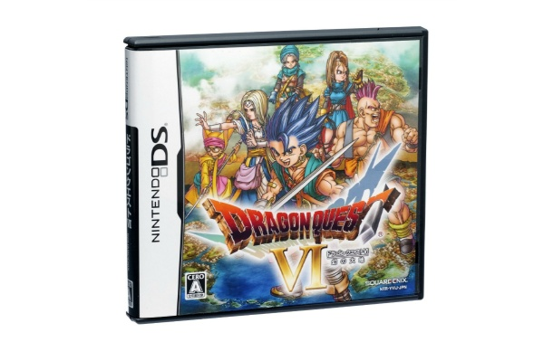 2018/02 DSソフト ドラゴンクエストVI 幻の大地 900円買取
